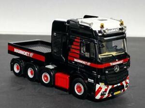 "Mercedes Actros MP4 SLT big space 8x4+ballast box ""Mammoet"" WSI truck models"