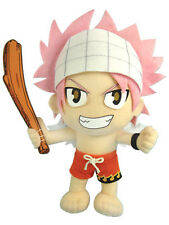 """1x NEW Fairy Tail 9"""" Swimsuit Natsu Dragneel Great Eastern GE-52775 Plush Doll"""