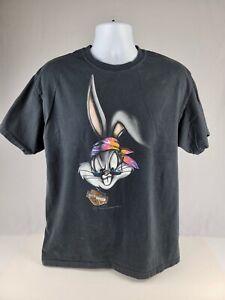 2011 Harley-Davidson Bugs Bunny T-shirt Men's Large Ray Price Looney Tunes