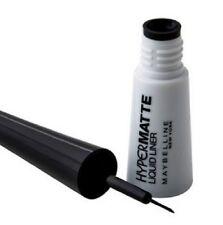 HyperMatte Liquid Liner Maybelline Waterproof Eye Liner Black 3ml Makeup Beauty