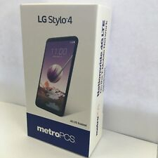 NEW IN BOX LG STYLO 4 32GB Q710MS SMARTPHONE UNLOCKED FOR ALL GSM CARRIERS
