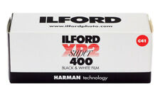 Ilford XP2 120mm Pack of 1 Black and White Film