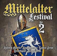 Mittelalter Festival Vol.2 von Various Artists (2017)