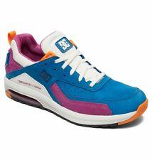 Tg 42 - Scarpe Uomo Skate DC Vandium SE Blu Violet Aqua Sneakers Schuhe 2019