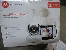 Motorola MBP36S caméra de surveillance