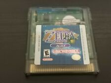 The Legend of Zelda: Oracle of Ages NOT FOR RESALE Usa Nintendo Game Boy Color