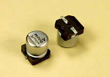 25pcs Nichicon 22uF 16V WX 20% Aluminum SMD Capacitor 5 x 5.5 mm 22mfd