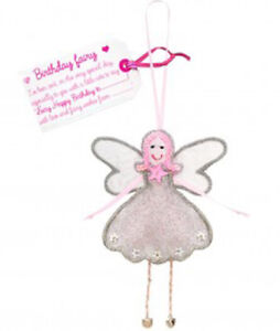 Birthday Free Trade Fairy Gift Present Young Girl Alternative Birthday Card New