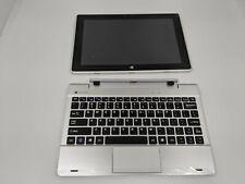 """New Supersonic SC-1032WKB 10.1"""" Windows Tablet + Keyboard 32GB-NJ1132"""