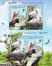 Belarus, Europa Europe 2019, Birds,  block