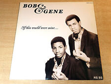 EX-/EX !! Bob & Gene/If This World Were Mine/2007 Daptone LP