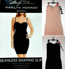 3265390679 NWT Marilyn Monroe Convertible Seamless Shaping Slip with belly band S