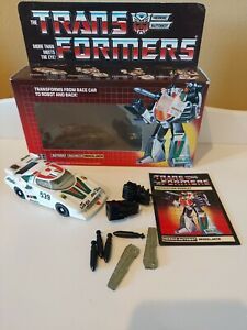 Hasbro Transformers G1 Wheeljack