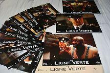 LA LIGNE VERTE ! stephen king  jeu 12 photos cinema lobby cards fantastique