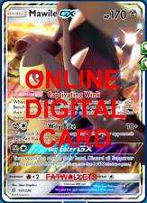 1X Mawile GX 141/236 Unified Minds Pokemon TCG Online Digital Card