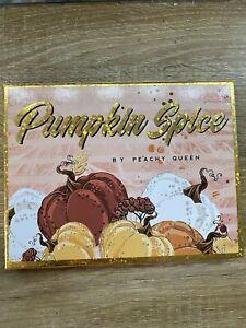 Peachy Queen Pumpkin Spice Palette