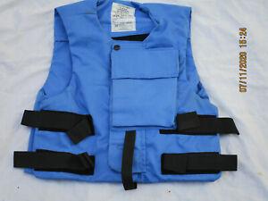 Cover Body Armour,IS,UN Blue,Splitterschutz Westenbezug,Gr.170/100,Dashmore LTD