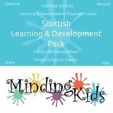Scottish Learning & Development Pack - Observe, Record, Review & Plan Next Steps