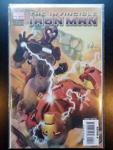 Invincible Iron Man #4 NM Marvel Comics Matt Fraction Larroca