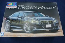 Aoshima 008515 1/24 pre-painted model #41 Toyota Crown Athlete GRS214 scale Kit