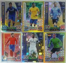 Topps Single-Insert Soccer Trading Cards