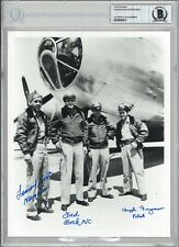 The Great Artiste Multi Signed 8x10 BAS 00104403017 x3 WWII Atomic Bomb 8/9/45