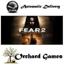 F.E.A.R FEAR 2 : Project Origin : PC :  Steam Digital :  Auto Delivery
