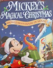Mickey's Magical Christmas - Including Scrooge A Xmas Carol - Disney DVD, Mouse