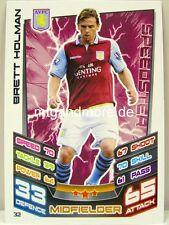 Match coronó 2012/13 Premier League - #032 brett holman-aston villa