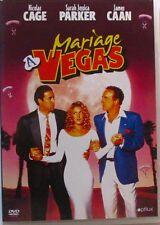 DVD MARIAGE A VEGAS - Nicolas CAGE / Sarah Jessica PARKER / James CAAN