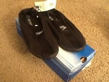 Speedo amphibious black shoes men's surf walker pro size 5 NWT