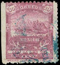 Scott # 248 - 1895 - ' Mail Coach '