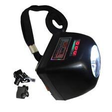 1W 4500LM Miner Lamp Digital Light LED Display Helmet Cap Lamp Cordless 18001010