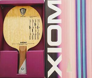 XIOM Extreme S Novus Classic 7-ply (OFF+)  Table Tennis Blade