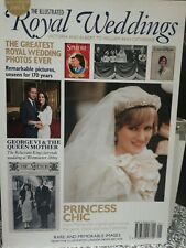 The Illustrated Royal Weddings Souvenir Issue Magazine Victoria - William & Kate