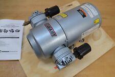 Gast 2 Cylinder Oil Less Air Compressor 13hp 50 Psi Model 3lba 10 M300x