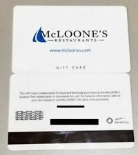 $50 Gift Card to McLOONES Restaurant Multiple, NJ, MD