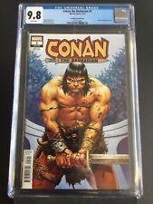 Conan The Barbarian #1 CGC 9.8 Cassaday Variant