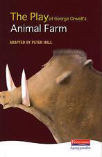 The Play of Animal Farm by Peter Hall, George Orwell (Hardback, 1993)