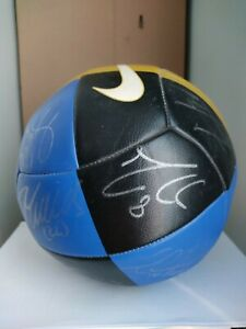 Pallone Da Calcio Inter 2010 Autografato