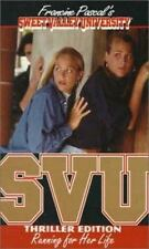 Running for Her Life (Sweet Valley University(R))-ExLibrary