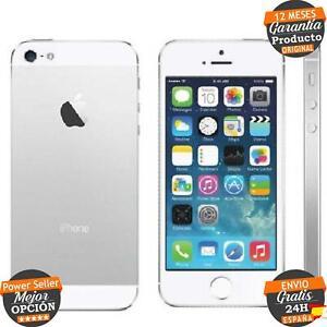 Apple iPhone 5S A1457 16GB Libre Plata | C
