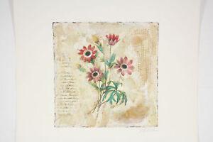 ORIGINAL Signed Mono-print (1/1) by Starlie Sokol-Hohne, Listed Artist