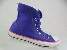 CONVERSE Chuck Taylor All-Star Purple Sz 5 Kids High-Top Sneakers