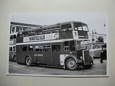 ENG500 - EAST MIDLANDS MOTOR SERVICES - BUS D118 PHOTO to NOTTINGHAM