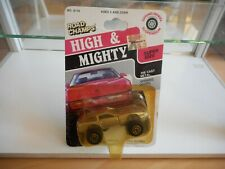 Road Champs High & Mighty Corvette in Grey on Blister