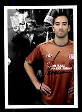 Fabio Morena Autogrammkarte FC ST Pauli 2010-11 Original Signiert+ A 147164