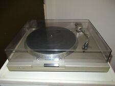 SONY PS-T1 direct drive Stereo Vintage Turntable record player