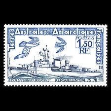 Taaf 1979 - Frigates Ships Boats Military War - Sc 84/5 Mnh