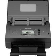 Brother Ads-2600we High Speed Desktop Office Scanner Ads2600wezu1